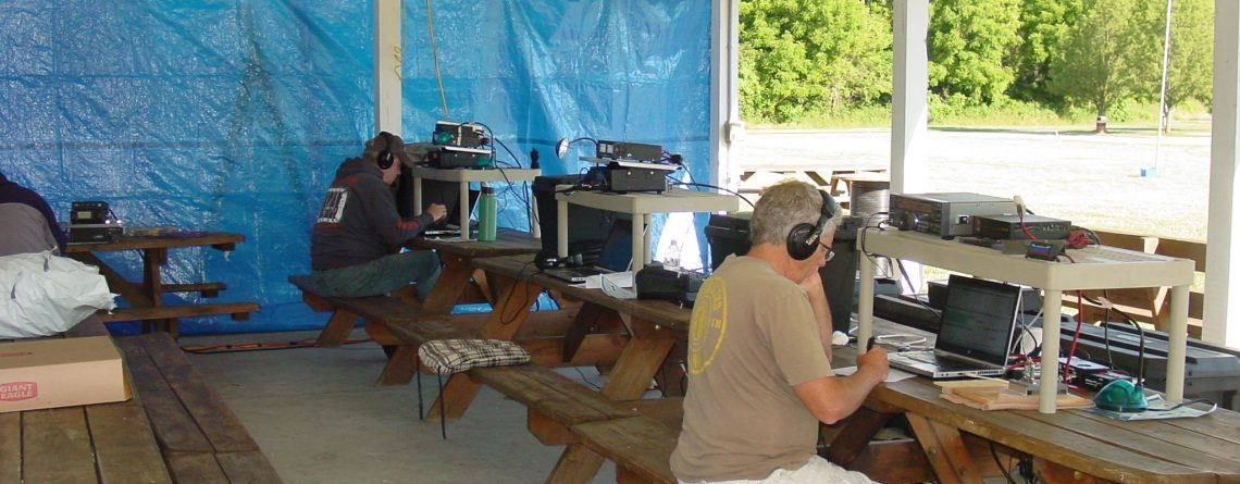 June 23-24 ARRL Field Day